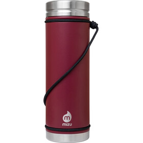 MIZU V7 Insulated Bottle with V-Lid 700ml Enduro Burgundy